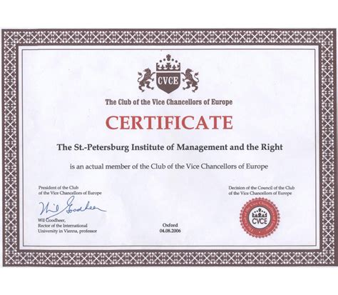 Post Mba Certificate Canada by Sle Certificate For Mba Project Gallery Certificate