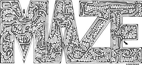 printable halloween maze difficult printable mazes for kids difficult printable mazes