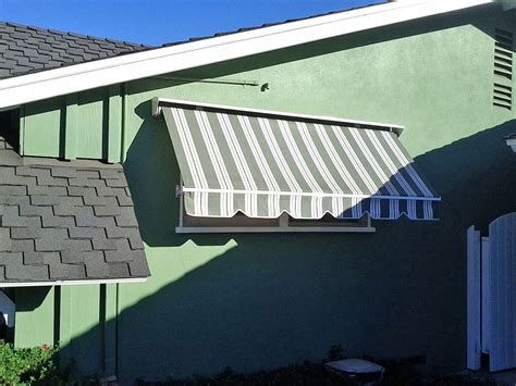 window awnings images robusta heavy duty retractable window awning