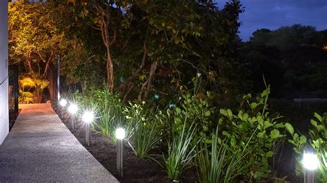 Landscape Lighting Zones Outdoor Lighting Design Placement Installation Mitre 10