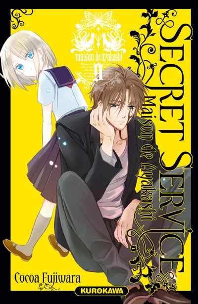 my secret vol 9 vol 9 secret service maison de ayakashi news