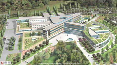 Cabinet De Radiologie Libourne by D Un H 244 Pital 224 L Autre Participation Au Projet D