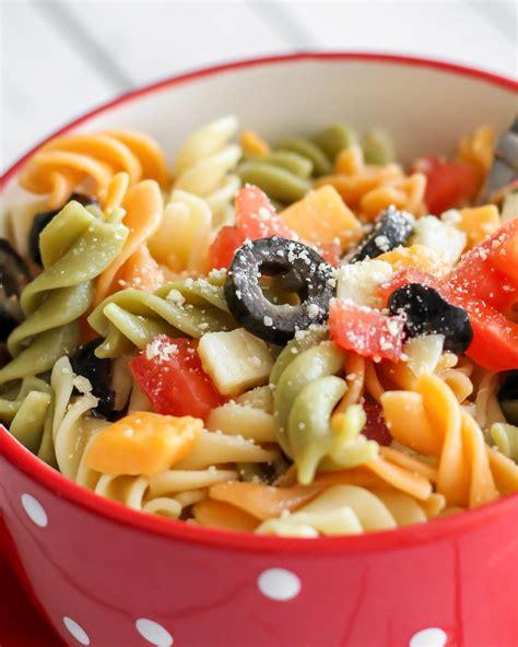 best macaroni salad myideasbedroom com easy pasta salad recipe lil luna