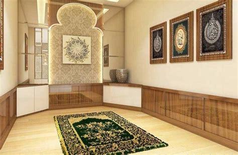 desain mushola minimalis  rumah
