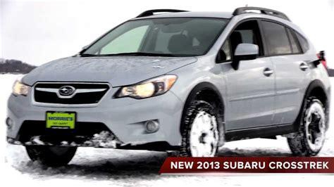 Subaru Crosstrek Snow by All New 2013 Subaru Crosstrek Snow Test Drive Morrie S