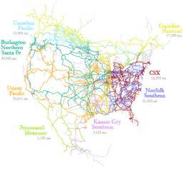 transportation in america