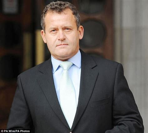Poor Paul Burrell by Paul Burrell Is Set To In On 2018 Daily