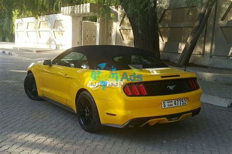 ford mustang 2016 for sale used cars dubai