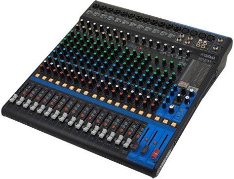 Mixer Yamaha 12 Xu yamaha mg20 xu thomann
