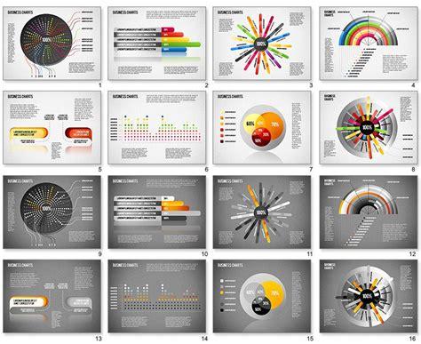 Creative Business Presentation Set For Powerpoint Cool Powerpoint Presentation Ideas
