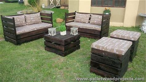 pallet garden furniture ideas inspired pallet furniture ideas pallet wood projects