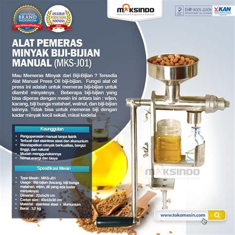 Blender Manual Di Surabaya jual alat pemeras minyak biji bijian manual di surabaya