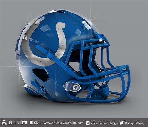 paul bunyan design nfl helmet my take on nfl concept helmets paul bunyan indianapolis