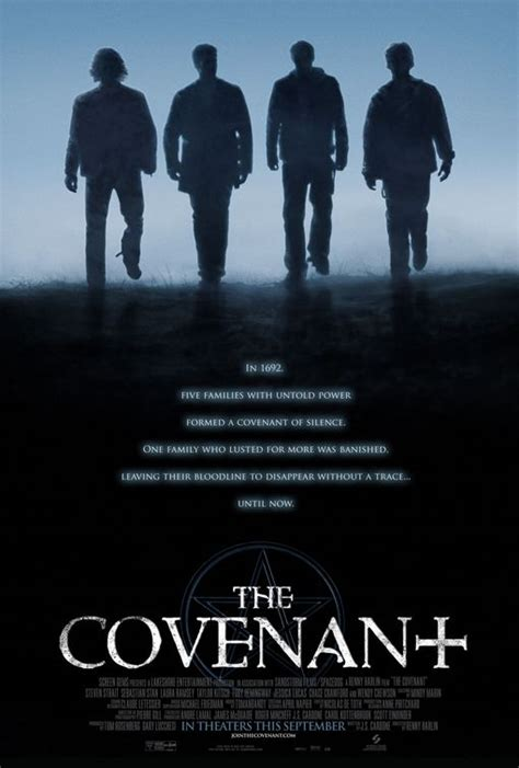 The Covenant the covenant poster 1 of 5 imp awards