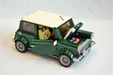 lego mini cooper lego adds mini cooper to creator expert series