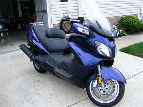 2005 Suzuki Burgman 650 buy 2005 suzuki burgman 650 scooter on 2040 motos