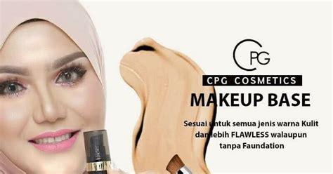 Bedak Cpg cpg makeup base buat mekap tahan lebih lama suka beli sini