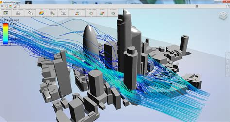 flow design revit add ons project falcon for airflow simulation