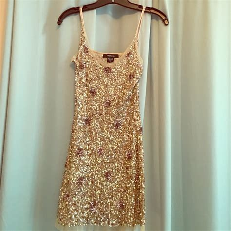 Be In With The New Arden B Dresses by 79 Arden B Dresses Skirts Arden B Gold Sequin