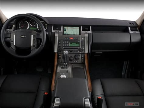 range rover sport dashboard 2008 land rover range rover sport prices reviews and