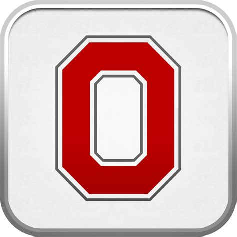 Ohio State Block O Outline by Best Photos Of Ohio State Block O Font Ohio State Block O Ohio State Block O Logo And Ohio