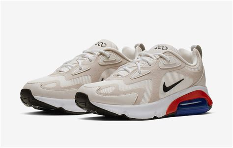 Nike Air Max 200 Review by Nike Air Max 200 Desert Sand At6175 100 Release Date Info Sneakerfiles