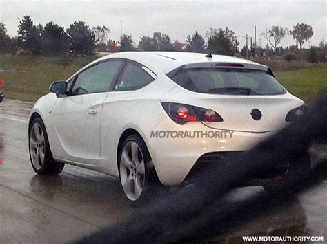 buick opel buick opel astra gtc caught testing in michigan