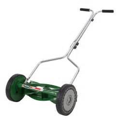 home depot mowers push sun joe reel lawn mowers lawn mowers outdoor power