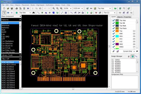 pcb layout maker download announcing the availability of pcb creator v3 bay area