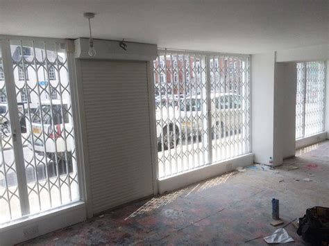 security grilles east shutters