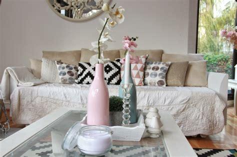 deko ideen wohnzimmer shabby chic wohnzimmer 66 romantische einrichtungen