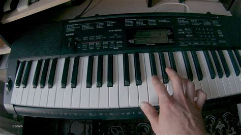 tutorial for casio keyboard imany don t be so shy casio ctk 3200 piano tutorial