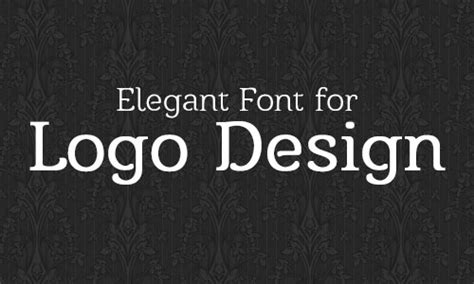 design font elegant 15 best beautiful free fonts for logo design 2014