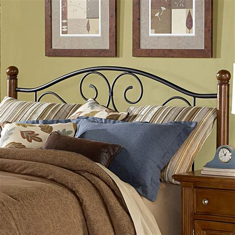 Metal King Headboard Metal King Headboard Upholstered King Metal Headboard B72436 Fashion Bed Sanford Metal King
