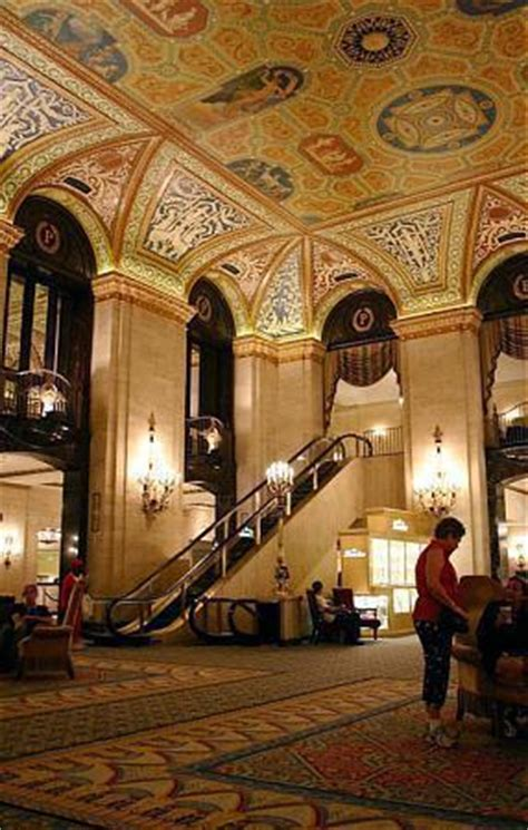 palmer house a hotel chicago illinois