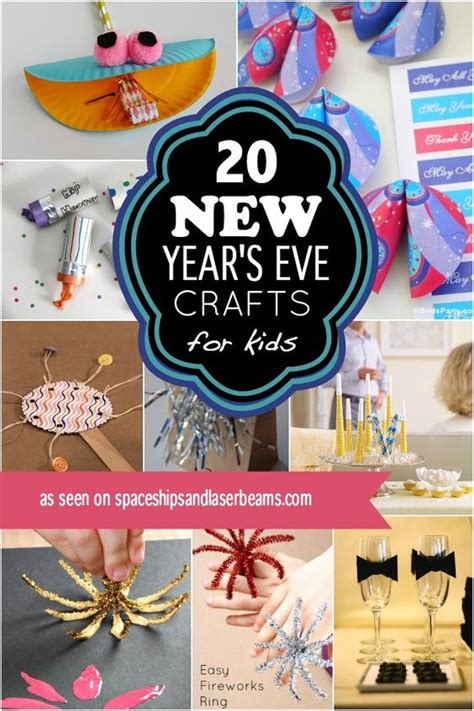new year activity theme craft 15 easy diy decorations for new year s in 2016