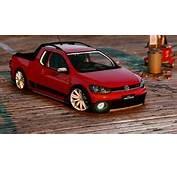 VW Saveiro Cross 2015  Rebaixados Pinterest