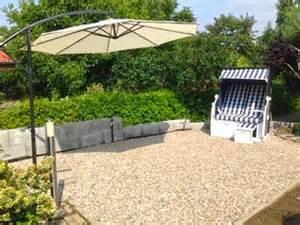terrasse kies anlegen eines stabilisierten kiesweg und gartenweg mit den