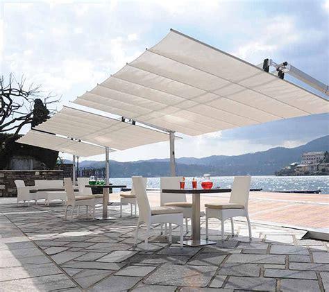 Tenda Parasol flexy system benchmark design