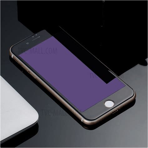 Promo Remax Gener 3d Tempered Glass Anti Blue Iphone 7 Plus M remax gener series for iphone 7 3d complete covering anti