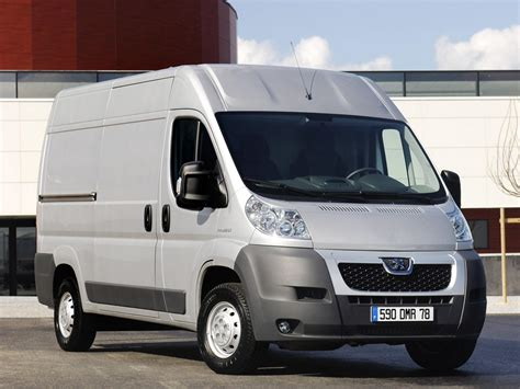 peugeot van peugeot boxer light trucks commercial vehicles