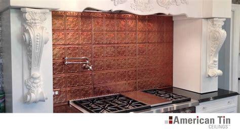 American Tin Ceiling Backsplash by Diy Tin Ceiling Tiles Overview American Tin Ceilings