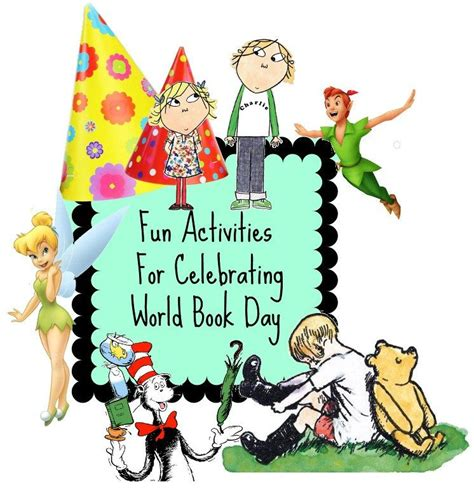 themes for world book day fabulous ideas for world book day playlearning diary