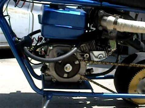 doodlebug governor removal predator 212cc mini bike governor removed burnout doovi