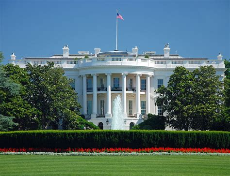 the house dc the white house guided tours history and special events