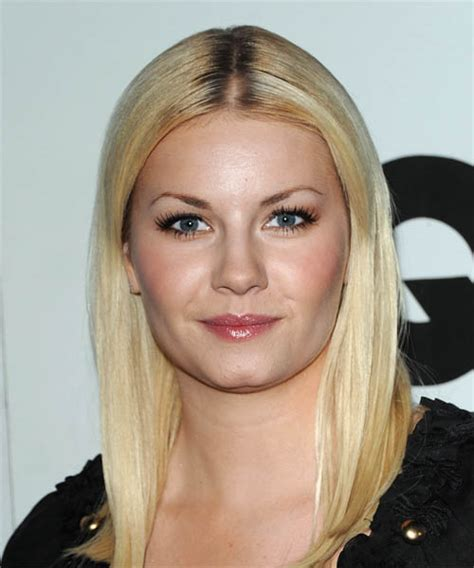 Elisha Cuthbert Natural Haircut And Hair Color 2016