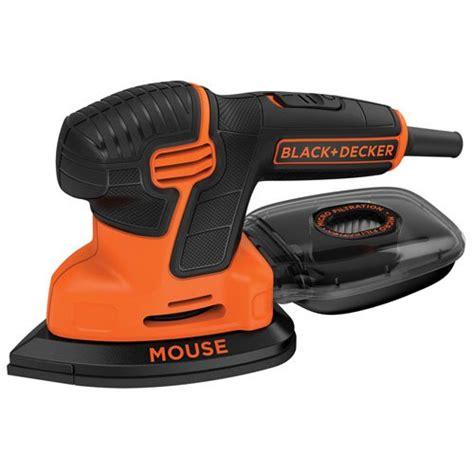 black und decker mouse schleifpapier brand new black decker bdems600 mouse detail sander ebay