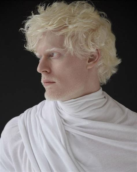 albino hairy pubic hair white out sch 246 n magazine stephen thompson the beauty