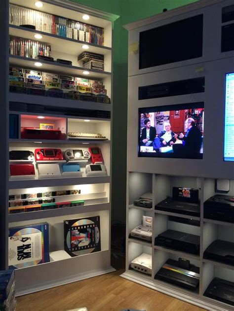 video game storage ideas 15 cool ways to video game controller storage home
