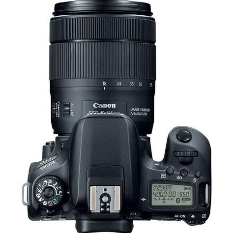 Canon Eos 77d Bo canon eos 77d 18 135